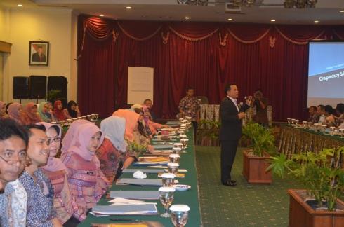 pelatihan capacity building